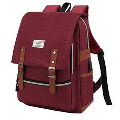 a4bf89ff379 Amazon.com  Unisex College Bag Fits up to 15.6   Laptop Casual Rucksack