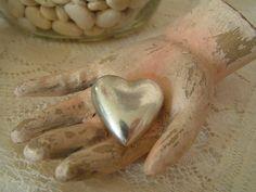 Heart in Hand by andrea singarella, via Flickr