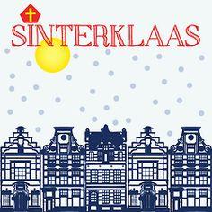 ~Sinterklaas en die oude grachtenpandjes horen bij elkaar~