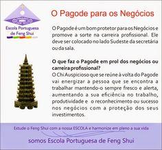 Escola Portuguesa de Feng Shui: PAGODE NOS NEGÓCIOS E CARREIRA PROFISSIONAL