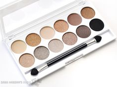 MUA Undress Me Too Palette – Review & swatches