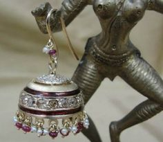 Meenakari is a piece of art and has been part of traditional Indian jewelry since centuries. It was developed in Rajasthan after it was intr...