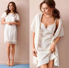 Vestito bianco intimissimi perfume