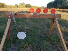 Shooting Stand, Shooting Bench Plans, Shooting Guns, Shooting Sports, Steel Target Stands, Outdoor Shooting Range, Bow Target, Crossbow Hunting, Archery Hunting