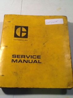 The best manuals online provided have cat service manual contains available on ebay cat caterpillar d7 service repair manual book caterpillar heavyequipment heavyequipment fandeluxe Image collections