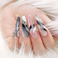 Beautiful nails by @_kelvincao Ugly Duckling Nails page is dedicated to promoting quality, inspirational nails from a vast array of International artists. #nailartaddict #nailswag #nailaholic #nailart #nailsofinstagram #nailartists #instagramnails #nailprodigy #uglyducklingnails #nailpolish #polish #instanails #acrylicnails #nails #gelpolish #nails2inspire #nothingisordinary #nailsdid #nailsart #nailsalon #nailporn #gelnail #gelnails