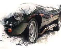 cars on paper on Wacom Gallery