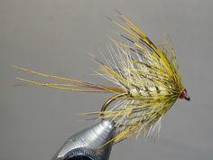 Lough Arrow Green (variation)