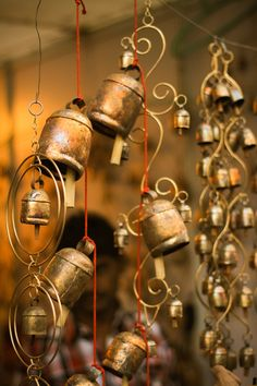 Bell Chimes, Mumbai, India by saurik s shah on 500px