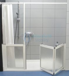 Disabled Baths Showers Shower Trays Absolute Mobilitydisabled The Kittiwake