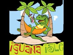 The Green Iguana Bellyflop sung by Brent Holmes on the album Island Tunes for Kids. Movie created by Miss Jaymi at the Mooresville Public Library, Mooresvill...