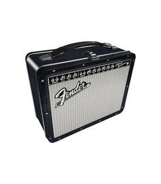 Fender Amp Lunch Box by NMR Distribution