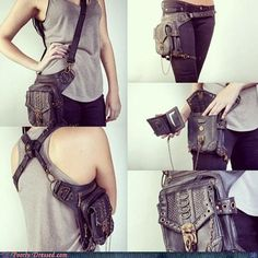I think I need this!!! No No, I Really DO Need One Bag For All of These Roles