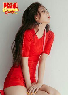 Seulgi Red Velvet Red flavor