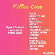 Killer Core