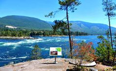 Two Scots Abroad + parents take a road trip around the Sunshine Coast, BC & heard north to the super, natural Skookumchuck Narrows to see Sechelt's rapids. Oh The Places You'll Go, Places To Visit, Sunshine Coast Bc, Canada Travel, Canada Trip, West Coast Trail, Rocky Mountain National, National Forest, Colorado Hiking
