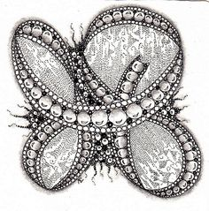 By Paper Art Studios, Jella Verelst, Certified Zentangle Teacher
