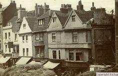 Whitechapel High Street Mid-1880's
