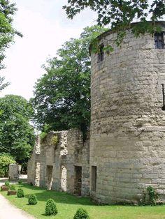 le site de l'abbaye de Saint Maur des fossés (641-1796)