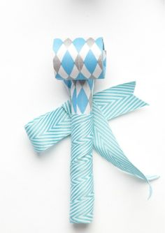 Wat een leuk idee voor corsages! Zo feestelijk...