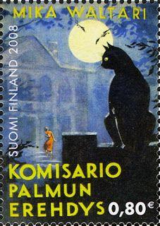 Literary Stamps: Waltari, Mika (1908 - 1979)
