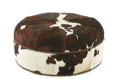 Jackson Ottoman on OneKingsLane.com   I actually have this in my home, looked a little scary at first.....