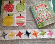 dream quilt create: Quilty Fun Sew Along, Week Two