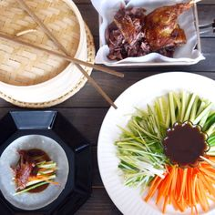 Lag Crispy lam av påskens lammerester! Peking Duck, Tacos, Food Porn, Beef, Ethnic Recipes, Ox, Treats, Steak