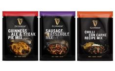 Diageo and The Flava People partner to launch Guinness stir-in sauces - FoodBev Media