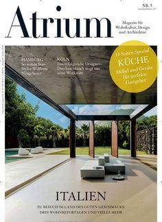 #Italien: Zu Besuch im Land des guten Geschmacks  Jetzt in atrium:  #Interior #Design #Einrichtung #Living #Building