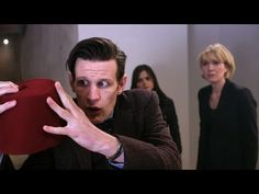 ▶ The Day of the Doctor: A Preview - BBC Children in Need: 2013 - I love how excited 11 gets about the FEZ!!!