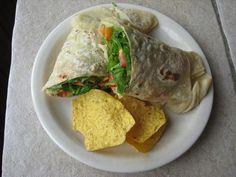 Organic Veggie Wraps