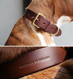 Handmade Collars by Bone & Rag