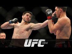 UFC 154 : Carlos Condit vs Nick Diaz