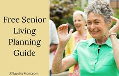Searching for senior living hits most families at a highly emotional time. Be prepared. Download the Free Senior Living Planner today.