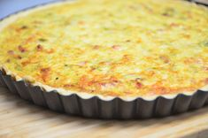 Quiche mit Speck und Lauch, Mürbeteig Rezept Macaroni And Cheese, Low Carb, Breakfast, Ethnic Recipes, Youtube, Quiches, Angels, Creative, Party