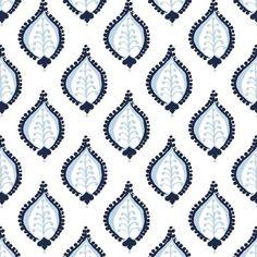 Stout W04Vl-1 Gentle Navy  Wallpaper - Trade - Stout W04Vl-1 Gentle Navy  Wallpaper / TRADITIONAL NOVELTY / NAVY