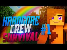 """http://minecraftstream.com/minecraft-episodes/minecraft-hardcore-crew-survival-so-many-mobs-episode-1/ - Minecraft - Hardcore Crew Survival - """"So Many Mobs!"""" Episode 1  Click the like button if you're excited for the series! Welcome to Hardcore Crew Survival!  The goal is to kill the Ender Dragon.  There will be no natural health regeneration.  If you die, you will not be able to respawn and your adventure is over and shit.  Also, if you die in the game,..."""