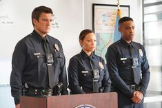 """'The Rookie' season 1 episode 12 photos, plot details, and cast info. Episode 12 titled """"Caught Stealing"""" will air February Series Movies, Tv Series, Eric Winter, 40 Year Old Men, Detective Aesthetic, Los Angeles Police Department, Current Tv, Police Detective, Its All Good"""