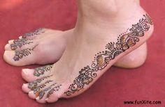 Crazy Tattoo Ideas: Henna Tattoo Recipe