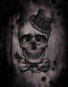 Skull - Annita Maslov - MF 5