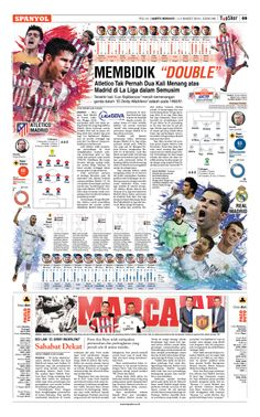 Newspaper Design #layout #infographic