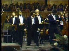Itzhak Perlman, Pinchas Zukerman, Zubin Mehta - Mozart Sinfonia Concerta...