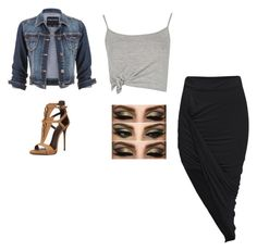 Untitled #42 by shelbyroseee on Polyvore featuring polyvore fashion style Boohoo maurices Giuseppe Zanotti clothing