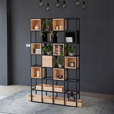 Bibliothèques Meubles De Salon Meubles de Maison panneau + acier bibliothèque étagère toute vente 120*30*210 cm peut personnaliser taille 2016