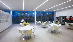 led linear lighting Custom Linear Lighting by Think Wise Mount System, Linear Lighting, Fun Learning, Melbourne, Dining Table, Architecture, School, Building, Wall