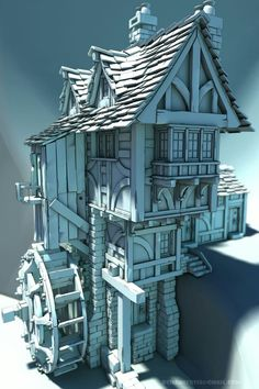 Home Discover Old houses concepts tudoresque and medieval. Looking for interesting shapes and materials Fantasy Fantasy House Environment Concept Art Environment Design Zbrush Environment Building Concept Building Design Level Design Cartoon House 3d Fantasy, Fantasy House, Environment Concept Art, Environment Design, Zbrush Environment, Building Concept, Building Design, Level Design, Cartoon House