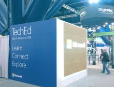 TechEd North America -- Microsoft's premier technology conference for IT Professionals and Enterprise Developers