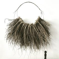 Palm Husk Wall Hanging | LuMu Interiors