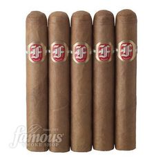 Fonseca 5-50...5x50...Dominican...Ecuadorian-grown Connecticut wrapper...Mild to medium